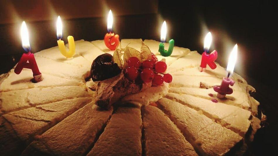 Heppybirthday Cake Birthday Cake