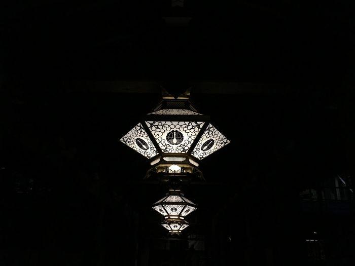 Kiyomizu-dera Lights Close-up Japanese Lumpshade Night No People Old Japanese Style Religous
