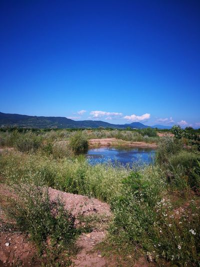Water Nature Landscape Scenics Beauty In Nature No People Outdoors Blue Day Clear Sky Sky