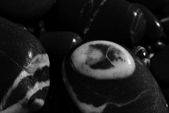 3XPSUnity Backgrounds Details Textures And Shapes Beach Beauty In Nature Black And White Close-up Day Freshness Ladyphotographerofthemonth Nature No People Outdoors Pebbles Sommergefühle