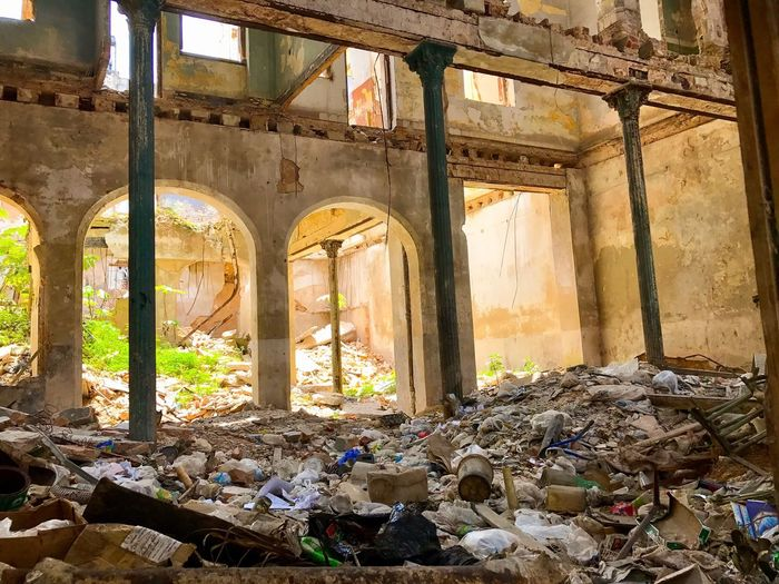 Indoors  Abandoned Day Architecture No People Old Ruin Window Bad Condition Save The Nature Bad Condition Built Structure Abandoned Buildings Abandoned Places