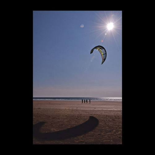 EyeEm Best Shots Sky_collection Eyem Best Shots Seaside Flying Beachphotography Beach Life Life Is A Beach Beach Aile