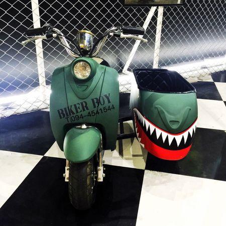 A Cuties Scooter Motorcycles Motorcycle Art ArtWork Art On Wheels MOTOGRAPHER Moto Culture