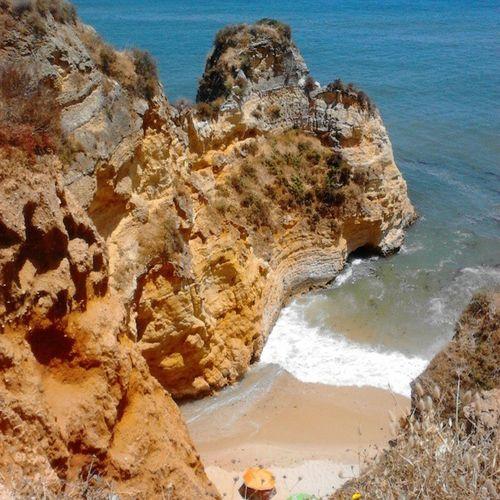 Lagos — Algarve, sol, verão e muito calor! Sun Beach Lagos Algarve summer