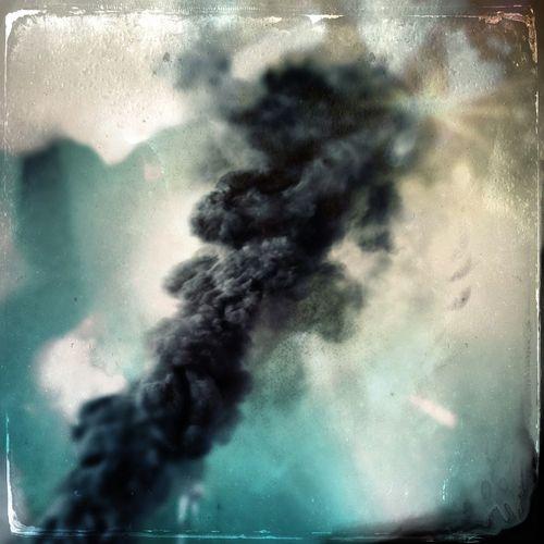 Pollution. Cityscapes Tintype Hipstamatic NEM Submissions NEM BadKarma Mob Fiction Shootermag NEM Avantgarde Activism Art