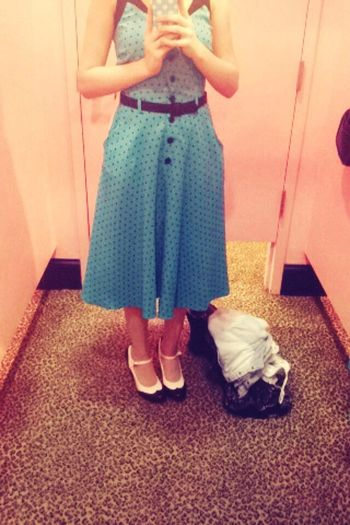 I really want this dress, maybe someday I will buy it along with the shoes