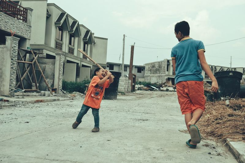 #brothers #cinematic #Happiness #love #philippines #Playtime #portrait #siblings #smile
