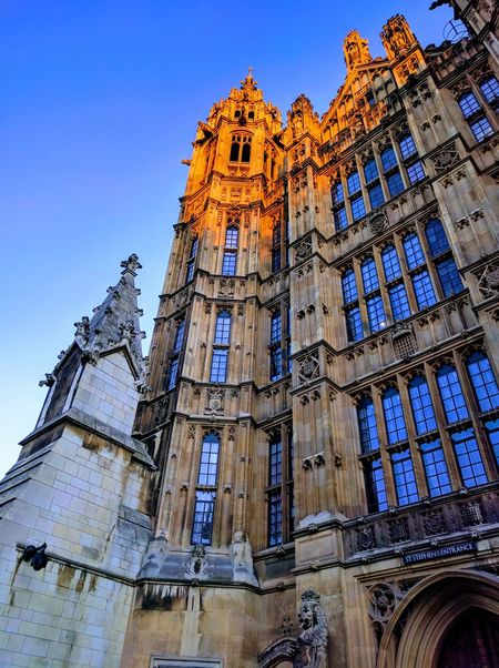 Gothic Architecture City Sky Tourism Clock Tower No People Clock Outdoors Cultures Business Finance And Industry Building Exterior Cityscape Day