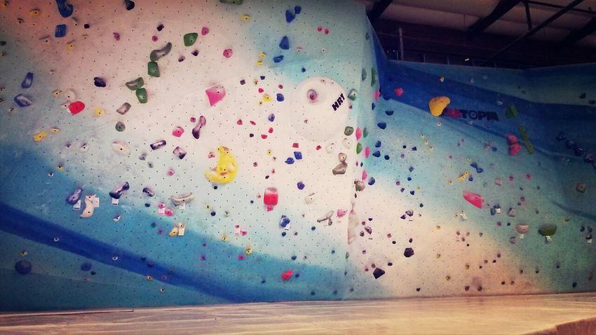 Problem solving. Bouldering Rock Climbing Impossible Moments Enjoying Life