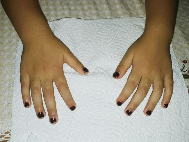Human Body Part People Fingernail Close-up Fingers Henna Hennatime Henna On Finggernails Kid Indoor