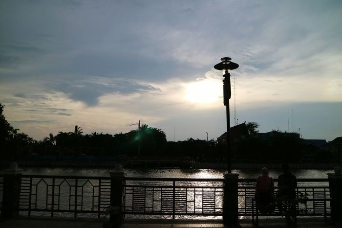 Siring Sunset Photography Sky Sky And Clouds Banjarmasin INDONESIA