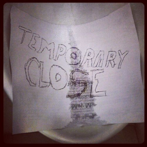 Kaibigan lang kapag may kailangan....TemporaryClose MaliPaDapatTemporarily LOL UserFriendly UrinaryHumor
