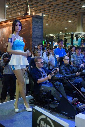 Show Girl Taipei Game Show Taipei Game Show 2013