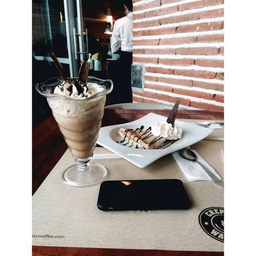 Cafe Crepes&Waffles