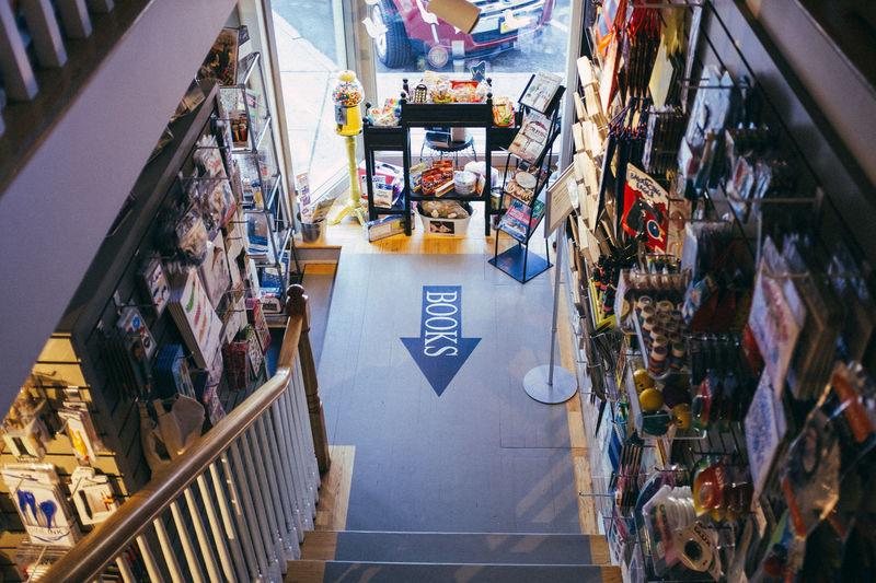 Perspectives New York VSCO Book Store Books Local Shops FUJIFILM X100S