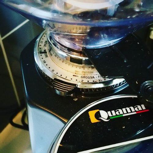 Grinder that I use. Grinder Magickickcoffee Coffee Qamar Magickickcoffee Chemodiver
