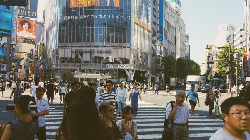 Tokyo Escaping Japan Streetphotography