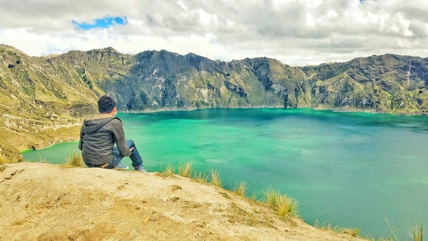 Relaxing Enjoying Life Enjoy Landscapes