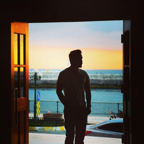 Sunset Haydarpasa Instagram Turkey