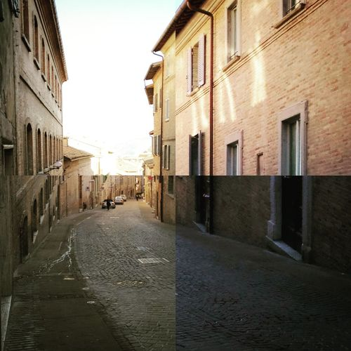 EyeEmNewHere Weekend Urbino ricomposizione imperffetta