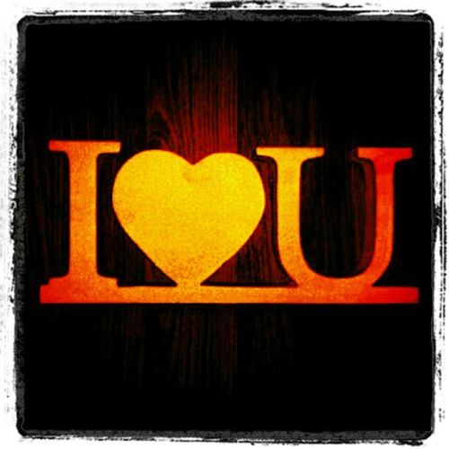 I ♥ You - Love