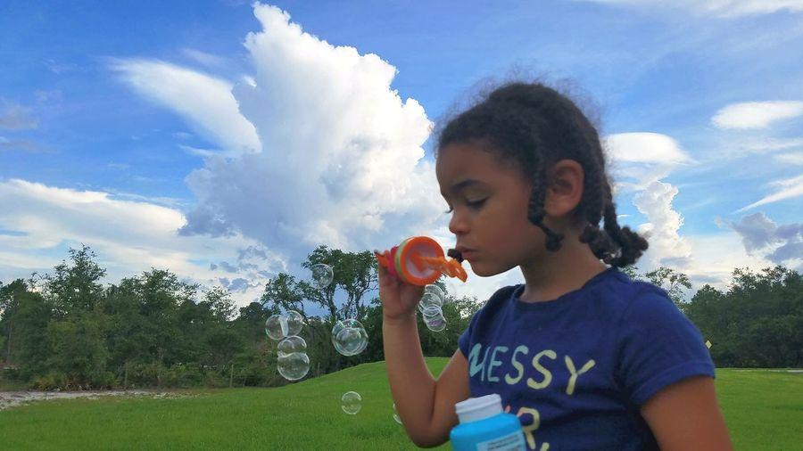 Bubbles Toddler