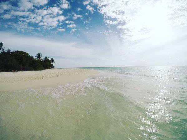 Malediven Beach Sand Embudu EmbuduVillage Water