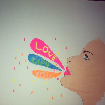 Hallo! find me in instagram : @dwiksi Drawing Watercolours Girls Art