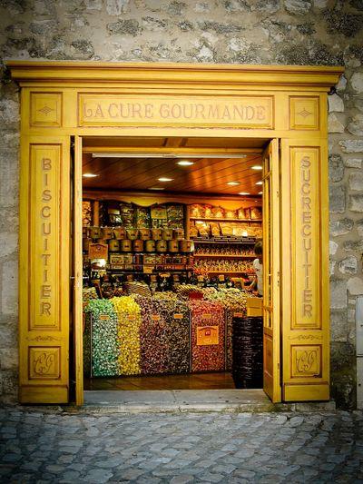 Sweets Süßigkeiten France Provence Les Beaux De Provence Candyshop Paradise Candy