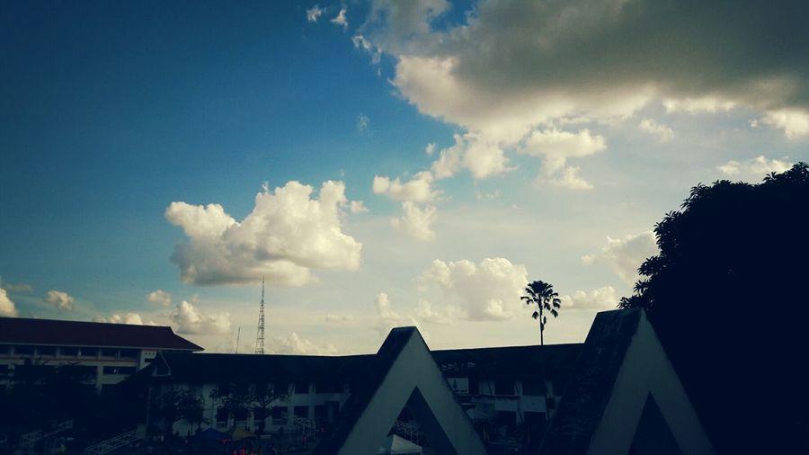 Cloud - Sky Sky DayDream's Gallory At School :) My School Satrirachinuthid