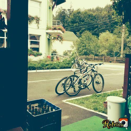 My bike's :* :* :* Relaxing
