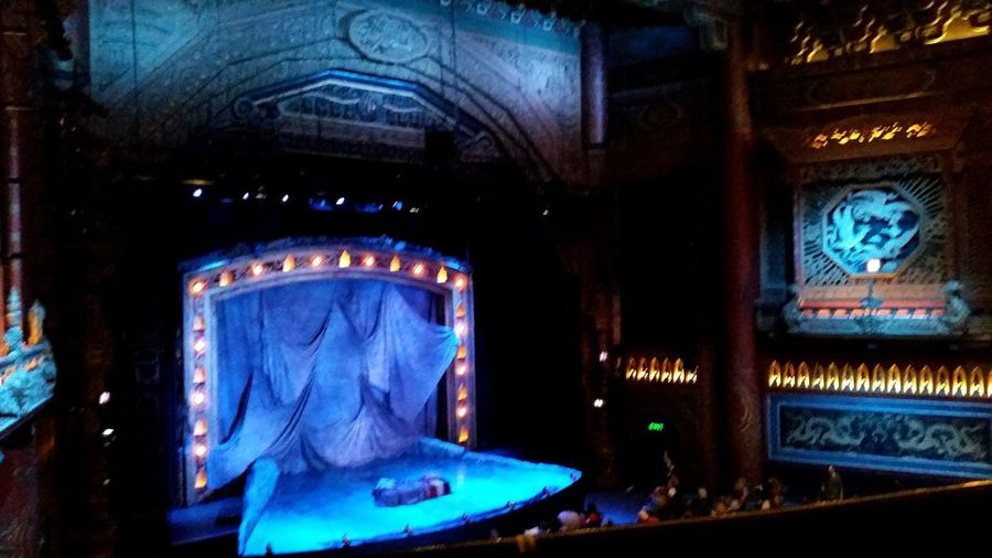 5th Avenue Theater Jasper In Deadland