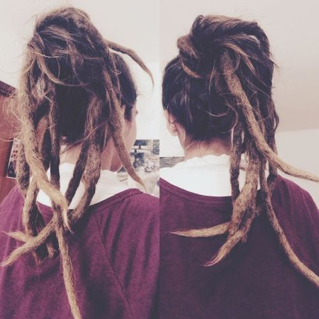 GirlsWithDreads Wonderlocks Dreadshare DreadStyles  Dreads