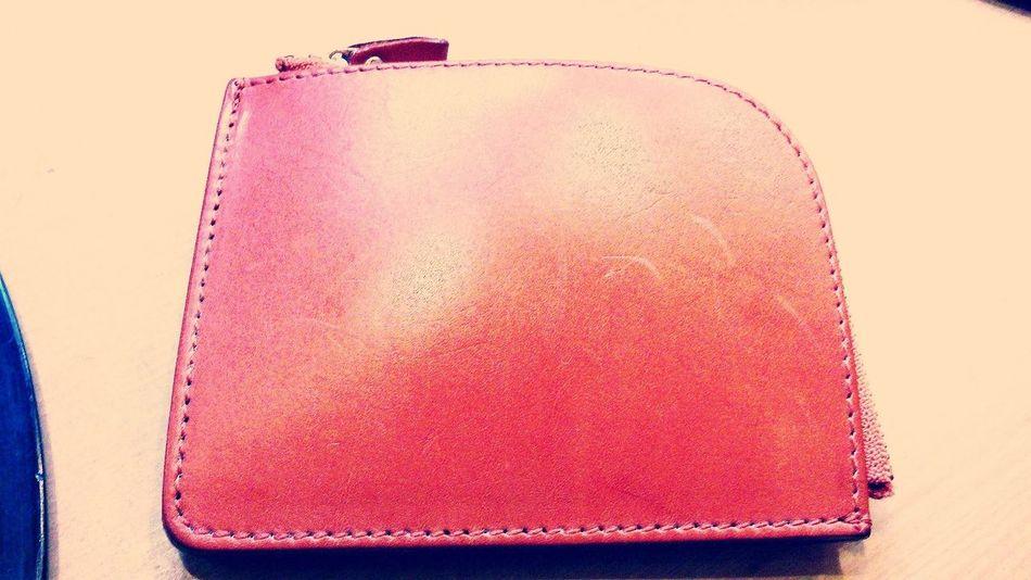 Enjoying 財布