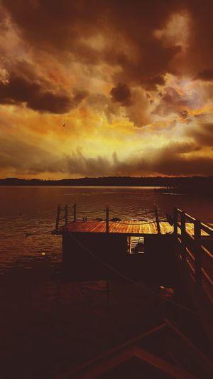 Sunset Lake Eyemphotography Eye4photography  EyeEm Gallery EyeEm Nature Lover