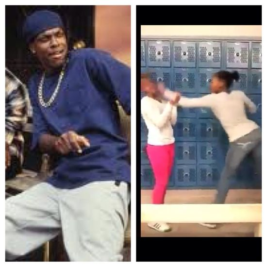 Something I threw together of that jaide fight lmao