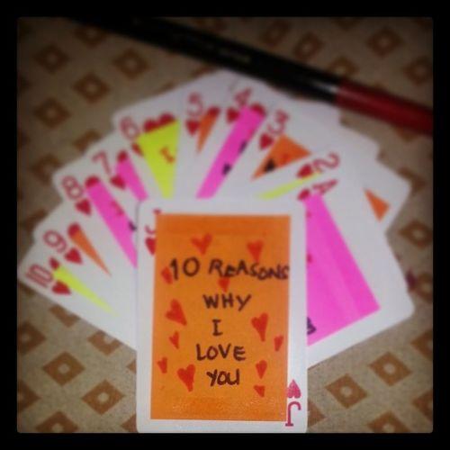 Ten reasons..... Lovelove Iamblessed Thankyouforeverything