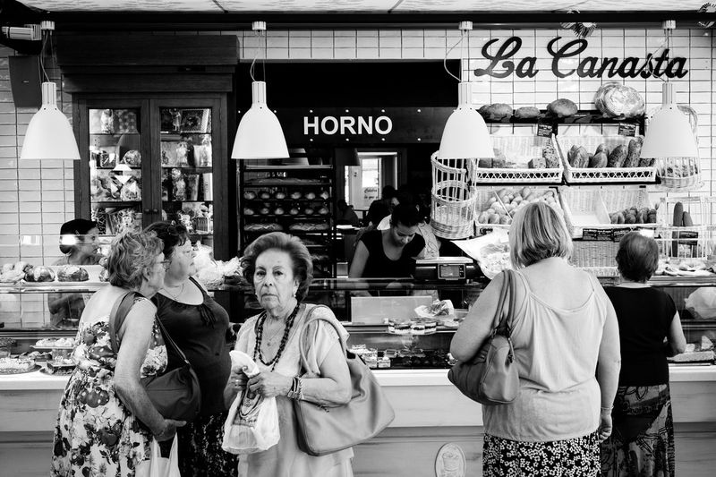 Bakery Blackandwhite Bnw Bw City Life Contrast High Contrast Market Mono Monochrome People Retail  Shopping Store Street Streetphoto_bw Streetphotography Streetphotography_bw Travel Travel Photography