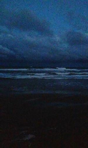 Mar Oscuro Noche Sea Sea And Sky Mar Y Cielo Mar Y Noche!
