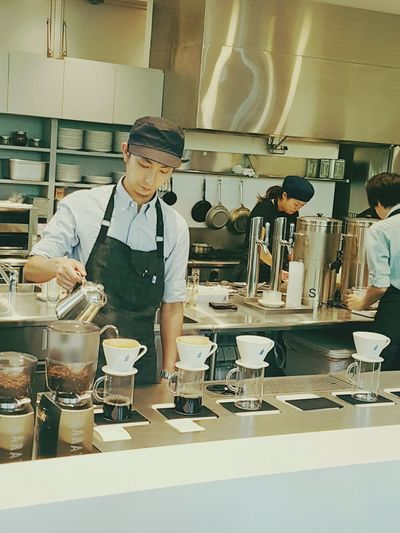 Blue Bottle Coffee Tokyo,Japan Enjoying Life Travel Coffee And Sweets