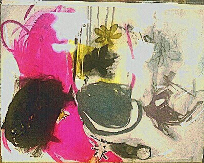 MyFirst Art Purchase by Porl Thompson from Thecure The Cure Fineartprints Pearl Original Art Signed