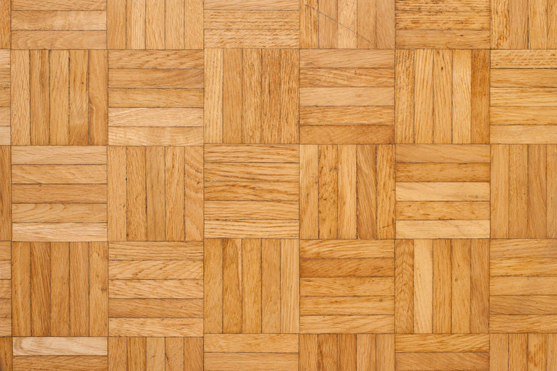 Full frame shot of parquet floor