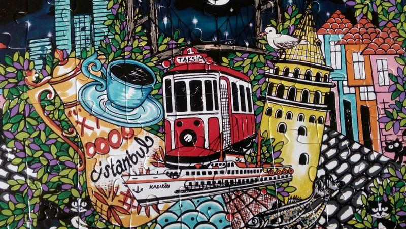 Istanbul City Istanbul Turkey Taksimbeyoglu Turkey ♡