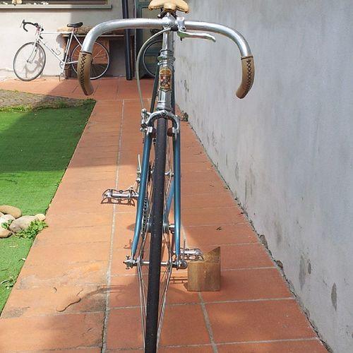 Bici Bicichic Bicicleteria Bicicleteros Fixedforum Fixed_bike Fixed Fixedgear Fixedlife Restauro Anni50