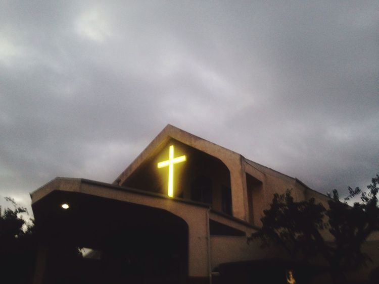 Low Angle View Built Structure Architecture No People Sky Building Exterior Outdoors Illuminated Day