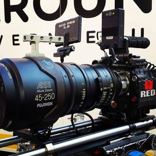 ARRI Reddragon Redpro Camera Cinema