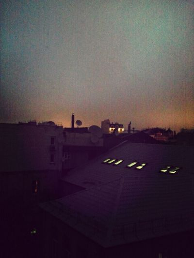 instagram: @myronovaa Roofs Sky