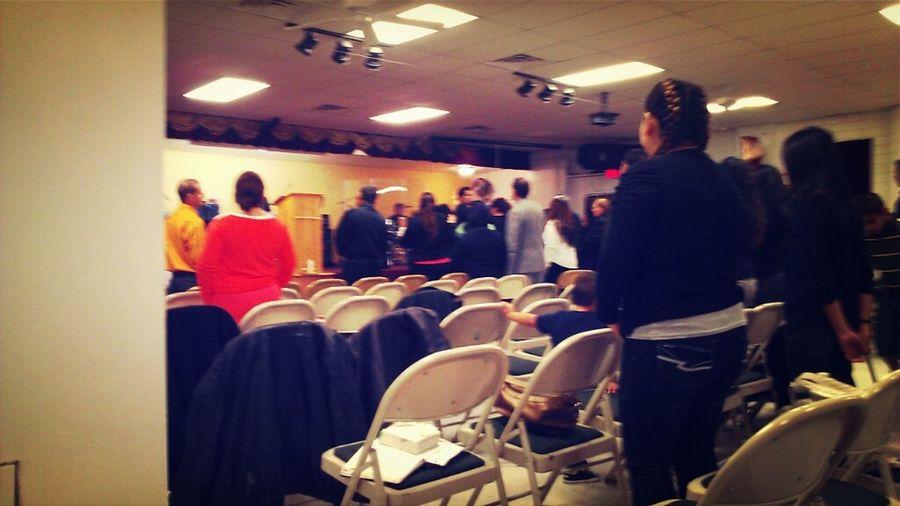 At Church ^O^
