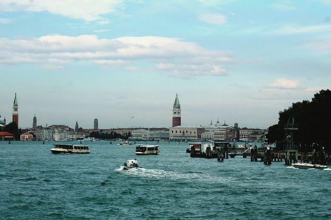 Venedig Water Cloud - Sky