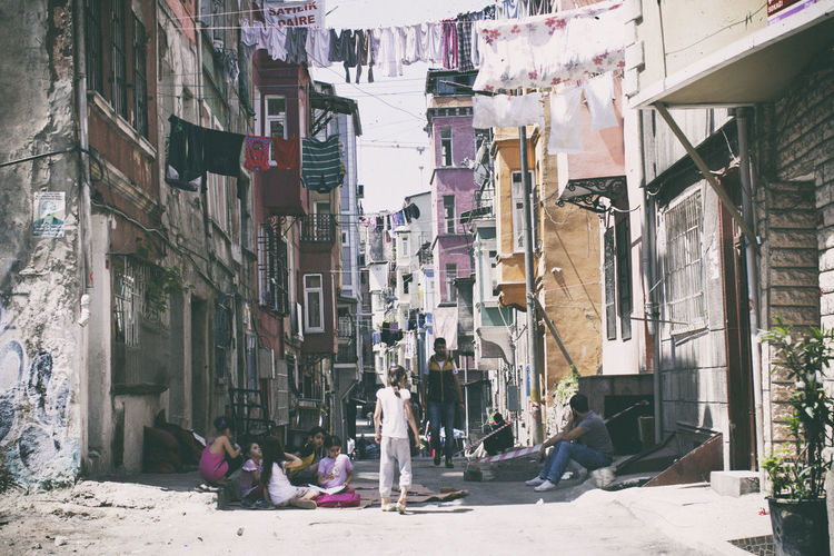 #istanbul #kids #kidsplaying #peopleplaces #poor #poorstreet #Turkey #WashingtonDC #washingtonmonument Architecture Building Exterior City City Life City Street Residential Building Residential District Urban Window